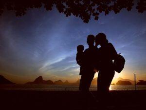 Por do Sol em Niterói
