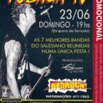 Tobaga IV, torneio de bandas de Garagem do Salesiano