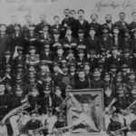 Banda do Colégio Salesianos. 1896.