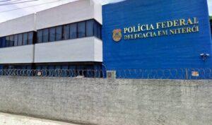 Polícia Federal em Niterói