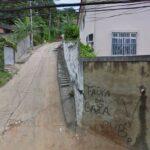 Entrada do Morro do Bumba